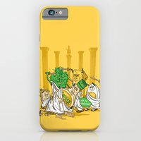 iPhone & iPod Case featuring Et Tu, Crouton? by Ben Douglass
