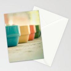 Rainbow Mugs Stationery Cards