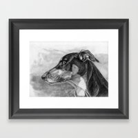Sh-Dog G2009sh Framed Art Print