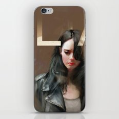 Occasionally, I Give A Damn iPhone & iPod Skin