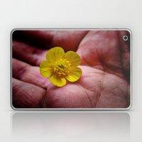 Pickin' Wild Flowers Laptop & iPad Skin