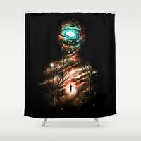 Transcend Shower Curtain