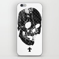 TML SKULLIFASHION Women iPhone & iPod Skin