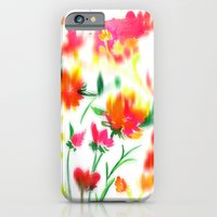 iPhone & iPod Case featuring Mabel (Bright Blur) by Aaryn West