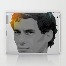 Ayrton Senna Laptop & iPad Skin