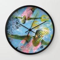 VACANCY Zine - Illusion … Wall Clock