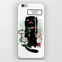We Are The 100% - Animal… iPhone & iPod Skin