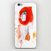 Recuerdos iPhone & iPod Skin
