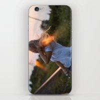 Wherever The Winds Take … iPhone & iPod Skin