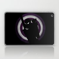 SuperHeroes Shadows : Ha… Laptop & iPad Skin