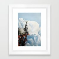 Day Of The Rice God Framed Art Print