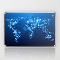 The Digital World Laptop & iPad Skin