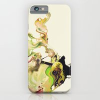iPhone & iPod Case featuring No Man's Land by ChrisRIllustrations