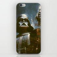 Darth Vader Vintage iPhone & iPod Skin