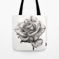 Marilyn Monroe Tea Rose Tote Bag