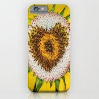 Sunflower Of Love iPhone 6 Slim Case