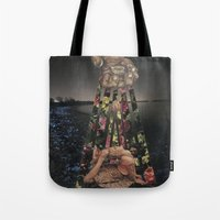 REIGN ON ME  Tote Bag