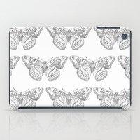Butterfly dots iPad Case