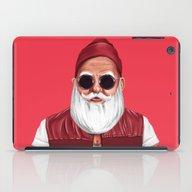 Hipstory -  Santa Claus iPad Case