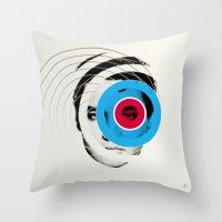 Der Kreis der Erinnerung · 5 Throw Pillow
