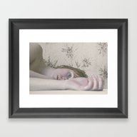 Framed Art Print featuring _DSC0170 by Marell Photography