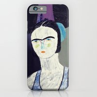 swimmer #2 iPhone 6 Slim Case