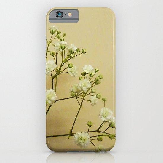 Gypsophelia iPhone & iPod Case
