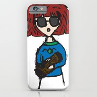 Something To Say About This (Log Lady) iPhone 6 Slim Case