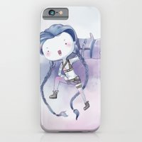 iPhone & iPod Case featuring Get Jinxed! by malipi