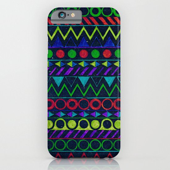 Billy Aztec iPhone & iPod Case