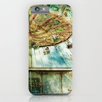 iPhone & iPod Case featuring Dear mom...I joined the circus by Bella Blue Photography