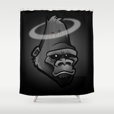 R.I.P. Harambe Shower Curtain