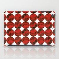 Roses (red) iPad Case