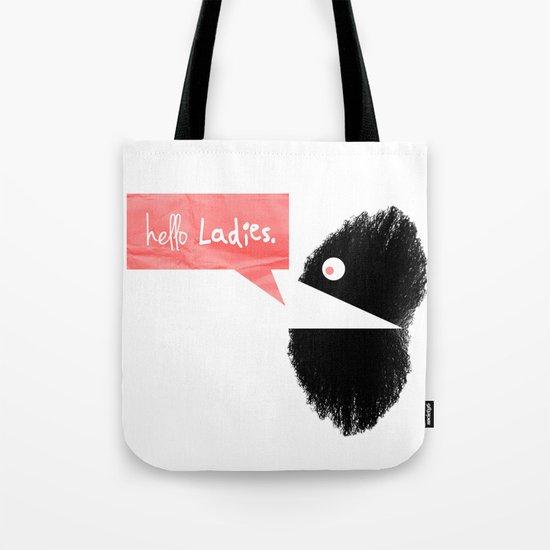hello Ladies. Tote Bag