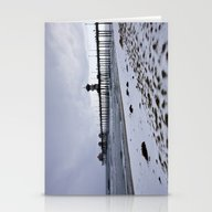 Historic Hail Storm In H… Stationery Cards