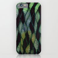 iPhone & iPod Case featuring Leaves / Nr. 5 by dorc