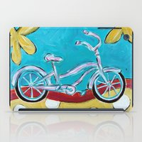 Let's Go For A Ride! iPad Case