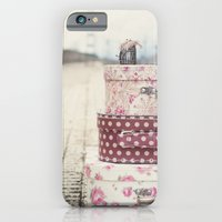 Vintage travel iPhone 6 Slim Case