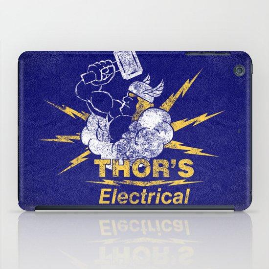 Thor - Thor's Electrical iPad Case