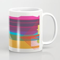 Shapes of Boston. Accurate to scale Mug