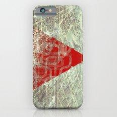 Rusty Future Slim Case iPhone 6s