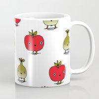 Apples and Pears Mug