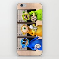 The Usual suspects iPhone & iPod Skin