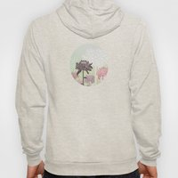 Inflorescence Hoody