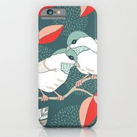 iPhone & iPod Case featuring Love Birds  by Patty Sloniger
