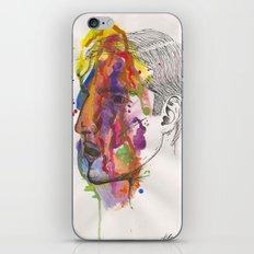 Breathe In Colour iPhone & iPod Skin