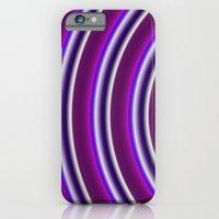 Shades Of Purple iPhone 6 Slim Case