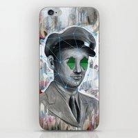 The Forgotten Soldier iPhone & iPod Skin