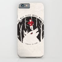 Sterek: He Who Runs With Wolves iPhone 6 Slim Case