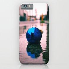 Urban Yuletide reflection iPhone 6 Slim Case